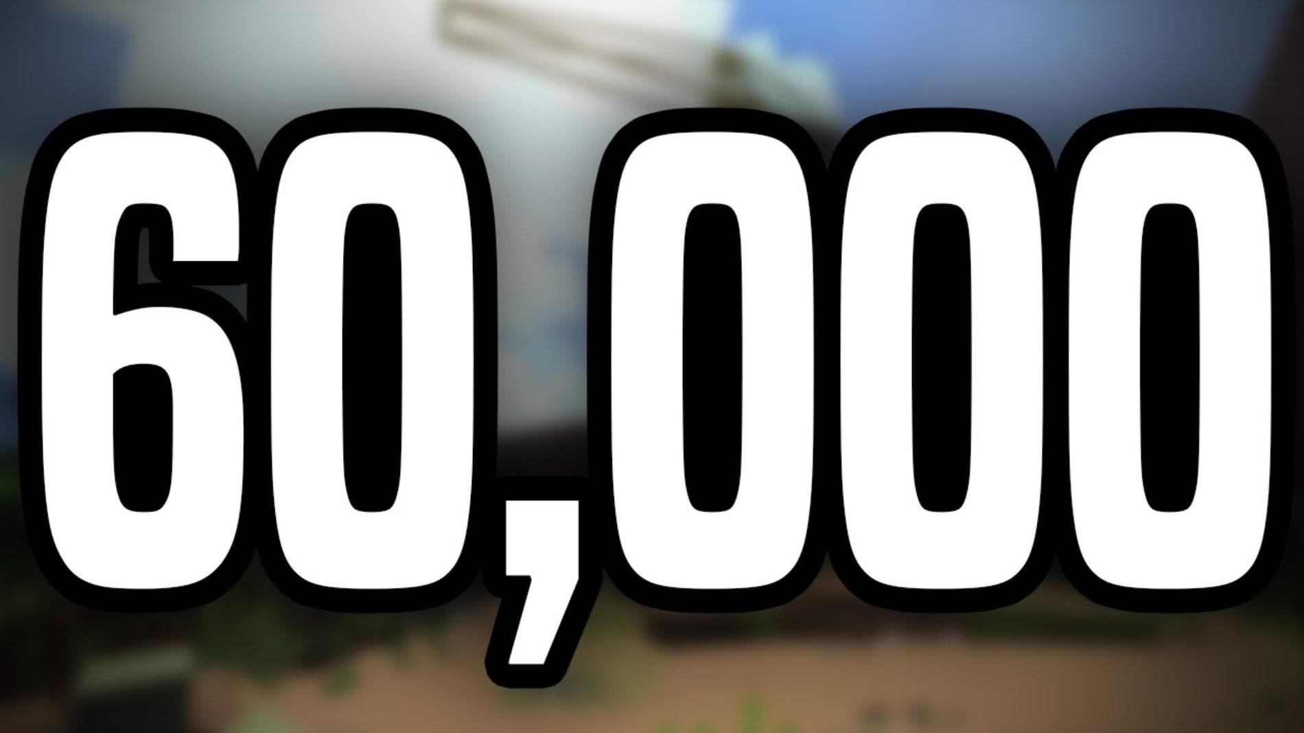 60.000 odsłon w ciągu 1. roku!