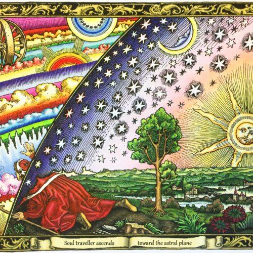 Astronom czy astrolog? Obaj na raz!