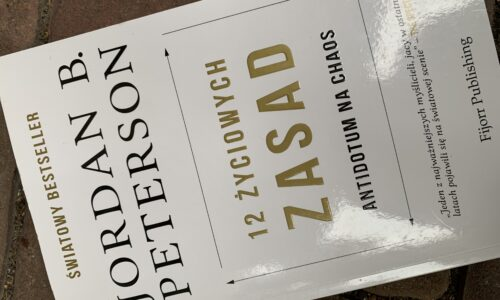 """Jordan B. Peterson, """"12 życiowych zasad"""", recenzja"""